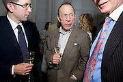 ANTHONY HAYDEN-GUEST, Launch of Stephanie Theobald's book' A Partial Indulgence'  drinks provided by Ruinart champage nd Snow Queen vodka. The Artesian at the Langham, 1c Portland Place, Regent Street, London W1