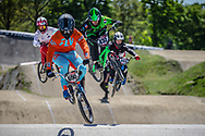 #690 (CHAPELLE Theo) FRA at Round 4 of the 2018 UCI BMX Superscross World Cup in Papendal, The Netherlands