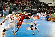 DESCRIZIONE : France Hand Coupe Afrique des Nations Homme Maroc Rabat<br /> GIOCATORE : Hammadi Hicham<br /> SQUADRA : Maroc<br /> EVENTO : FRANCE Hand CAN<br /> GARA : Tunisie Maroc<br /> DATA :19/01/2012<br /> CATEGORIA : Hand CAN<br /> SPORT : Handball<br /> AUTORE : JF Molliere <br /> Galleria : France Hand 2011-2012 Action<br /> Fotonotizia : CAN Hand RABAT Maroc<br /> Predefinita :
