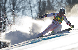 Stephan Goergl of Austria during  1st Run of Men's Giant Slalom of FIS Ski World Cup Alpine Kranjska Gora, on March 5, 2011 in Vitranc/Podkoren, Kranjska Gora, Slovenia.  (Photo By Vid Ponikvar / Sportida.com)