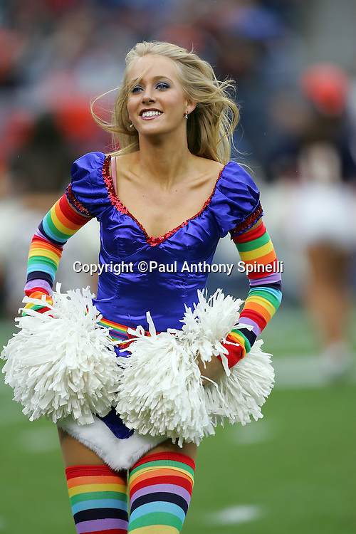 DENVER - OCTOBER 30:  Denver Broncos cheerleaders in Halloween costumes for the game against the Philadelphia Eagles on October 30, 2005 at INVESCO Field at Mile High in Denver, Colorado. The Broncos defeated the Eagles 49-21. ©Paul Anthony Spinelli