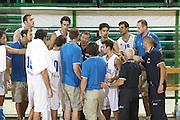 DESCRIZIONE : Firenze I&deg; Torneo Nelson Mandela Forum Italia Polonia<br /> GIOCATORE : Simone Pianigiani<br /> SQUADRA : Nazionale Italia Uomini <br /> EVENTO : I&deg; Torneo Nelson Mandela Forum <br /> GARA : Italia Polonia<br /> DATA : 17/07/2010 <br /> CATEGORIA : team coach<br /> SPORT : Pallacanestro <br /> AUTORE : Agenzia Ciamillo-Castoria/C.De Massis<br /> Galleria : Fip Nazionali 2010 <br /> Fotonotizia : Firenze I&deg; Torneo Nelson Mandela Forum Italia Polonia<br /> Predefinita :
