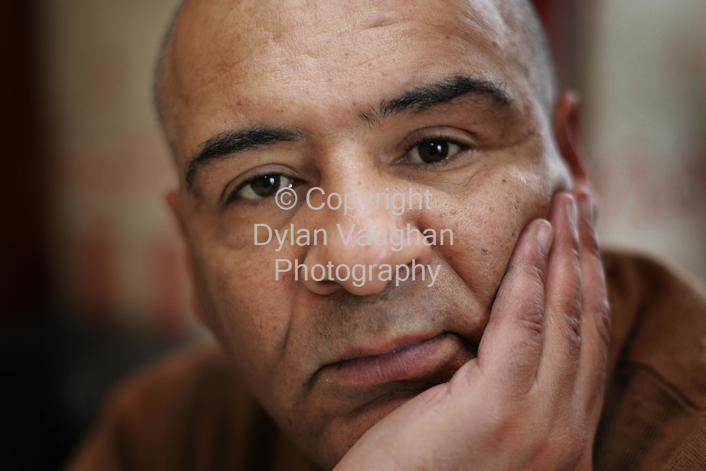 21/3/2006.David Connellan, 46, from Kilkenny, who sued St Joseph's institution and the South Eastern Health Board..Picture Dylan Vaughan