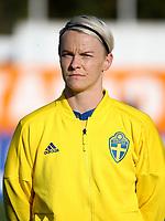 International Women's Friendly Matchs 2019 / <br /> Womens's Algarve Cup Tournament 2019 - <br /> Portugal v Sweden 2-1 ( Municipal Stadium - Albufeira,Portugal ) - <br /> Nilla Fischer of Sweden