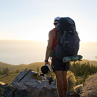 165 miles in 13 days | Tahoe Rim Trail + 50miles of Pacific Crest Trail