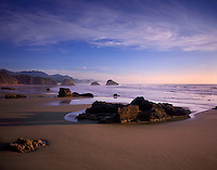 Crescent Beach Ecola State Park Oregon USA State