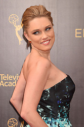 Clare Grant bei der Ankunft zur Verleihung der Creative Arts Emmy Awards in Los Angeles / 110916 <br /> <br /> *** Arrivals at the Creative Arts Emmy Awards in Los Angeles, September 11, 2016 ***