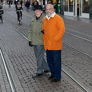NLD/Amsterdam/20190506 - Premiere Singel 39, Hans Kemna en Oscar Hammersteijn