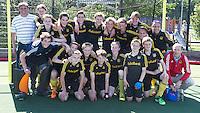AMERSFOORT - Vreugde  Jongens Victoria B1 (Rotterdam) Finales Super B.  Amsterdam B1-Victoria B1 (0-4) . COPYRIGHT KOEN SUYK