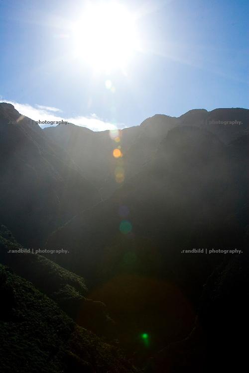 La Palma, Kanarische Inseln, Schlucht,