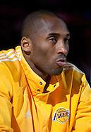 Lakers vs Knicks 11-24-09