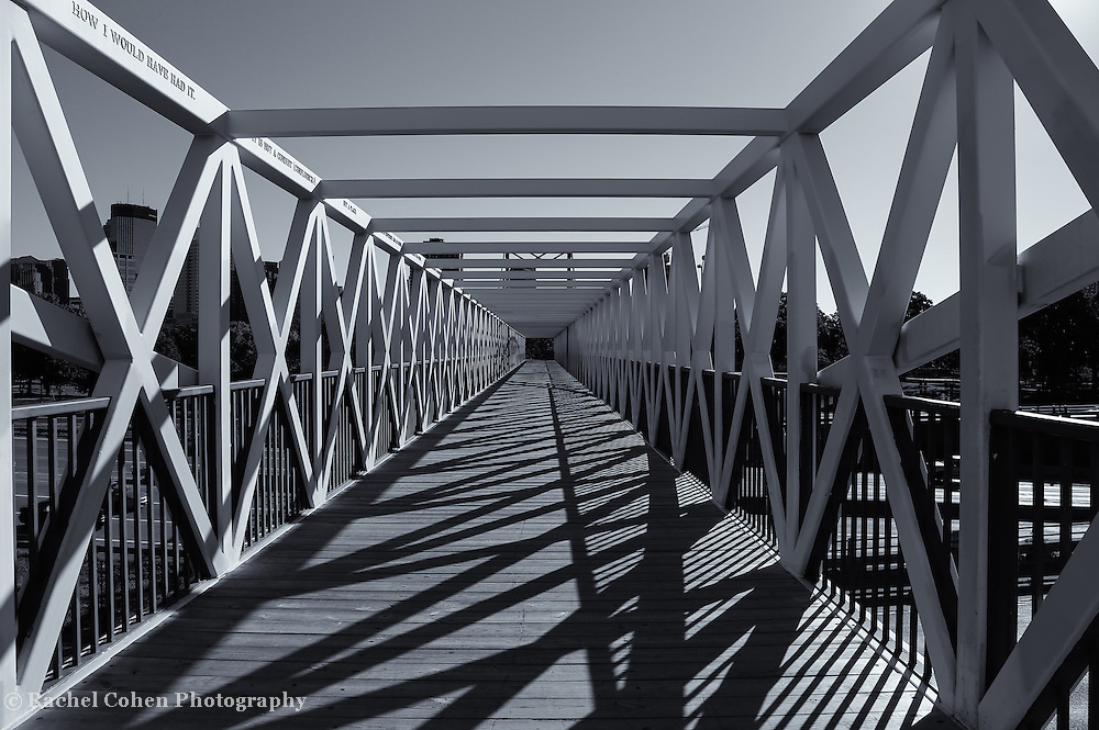 &quot;Irene Hixon Whitney Bridge&quot; mono<br />
