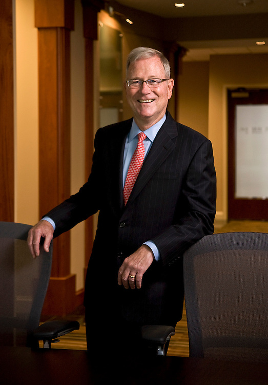 Image of Capital Bank chairman and chief financial officer Gene Taylor of Capital Bank.