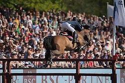 Coupe Nigel, (GBR), Golvers Hill<br /> German Jumping Derby<br /> Hamburg - Hamburger Derby 2016<br /> © Hippo Foto - Stefan Lafrentz