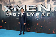 May 9, 2016 - James McAvoy attending 'X-Men Apocalypse' Global Fan Screening at BFI Imax in London, UK.<br /> ©Exclusivepix Media