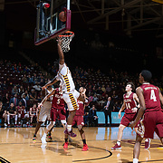 Elon takes on Winthrop in non-conference men's basketball at Winthrop Coliseum on Saturday, December 21, 2019 in Rock Hill, South Carolina.