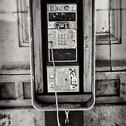 Public Telephone. Los Angeles, CA