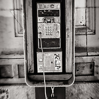 Public Telephone. Los Angeles, CA