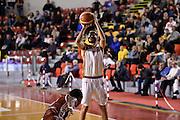 Massimo Chessa<br /> Unicusano Roma - Lighthouse Trapani<br /> Campionato Basket LNP 2016/2017<br /> Roma 08/12/2016<br /> Foto Ciamillo-Castoria