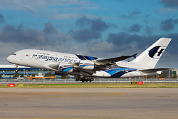 © Licensed to London News Pictures. FILE PHOTO - Malaysia Airlines report big losses and face re-structure following 2 high profile crashes. Photo credit :IAN SCHOFIELD/LNP
