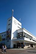 Zeppelinmuseum, Friedrichshafen, Bodensee, Baden-Württemberg, Deutschland