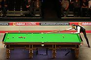 0117 Dafabet Masters Snooker 1st round