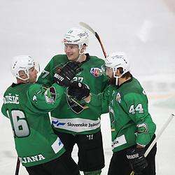 20191010: SLO, Ice Hockey - Alps Hockey League, HK SZ Olimpija vs Red Bull Jr.