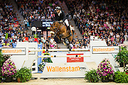 Nayel Nassar - Lordan<br /> Rolex FEI World Cup Final 2013<br /> © DigiShots