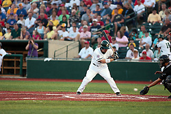 "1 June 2010: Phil Laurent heads for the batters box and eventually hits a triple. The Windy City Thunderbolts are the opponents for the first home game in the history of the Normal Cornbelters in the new stadium coined the ""Corn Crib"" built on the campus of Heartland Community College in Normal Illinois."