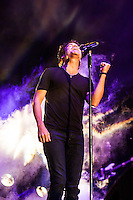 On Saturday August 10, 2013, Train played the Sleep Train Amphitheatre in Wheatland, California near Sacramento. Lead singer Pat Monahan opened with Calling All Angels.