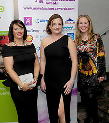 Pictured attending the 2018 Mayo Buisness Awards,<br />