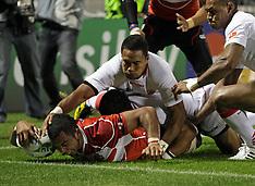 Whangarei-Rugby, RWC, Japan V Tonga