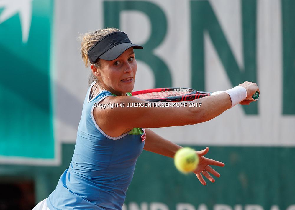 TATJANA MARIA (GER)<br /> <br /> Tennis - French Open 2017 - Grand Slam / ATP / WTA / ITF -  Roland Garros - Paris -  - France  - 1 June 2017.