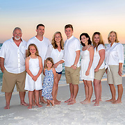 Harris Family Beach Photos