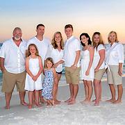Harris Family Beach Photos