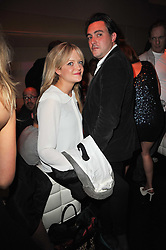 LADY ELOISE ANSON and MR LOUIS WAYMOUTH at a party to launch Esquire magazine's June issue hosted by new editor Alex Bilmes at Sketch, Conduit Street, London on 5th May 2011.
