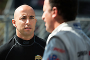 September 29, 2016: IMSA Petit Le Mans, #27 Luca Persiani, Paolo Ruberti, Dream Racing, Lamborghini Huracán GT3