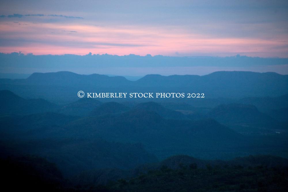 Early morning East Kimberley