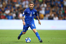 September 5, 2017 - Reggio Emilia, Italy - Daniele De Rossi of Italy during the FIFA World Cup 2018 qualification football match between Italy and Israel at Mapei Stadium in Reggio Emilia on September 5, 2017. (Credit Image: © Matteo Ciambelli/NurPhoto via ZUMA Press)