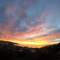 DCIM\100GOPRO\G0252263. Stunning St Clair sunrise <br />