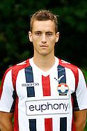 Willem II Trainingskamp Garderen<br /> Elftalfoto en portretten<br /> FREEK HEERKENS<br /> Foto: Geert van Erven