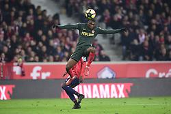 March 15, 2019 - Lille, France, FRANCE - BALLO TOURE Fode  (Credit Image: © Panoramic via ZUMA Press)