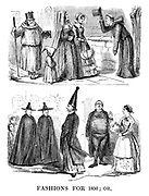Fashions for 1850; or, A Page for the Puseyites.