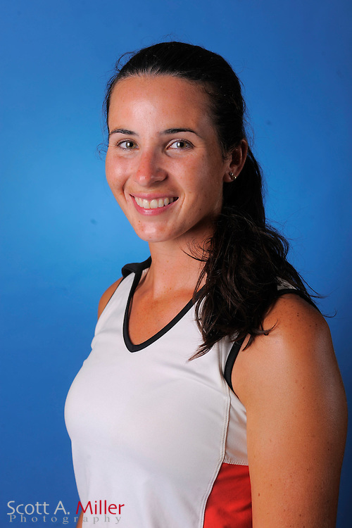 Renee Skidmore during a portrait session prior to the second stage of LPGA Qualifying School at the Plantation Golf and Country Club on Sept. 25, 2011 in Venice, FL...©2011 Scott A. Miller