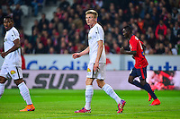 Taylor MOORE - 03.02.2015 - Lille / Lens - 35eme journee de Ligue 1<br />