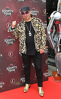 Tony Moore, Knights Of The Rose, Classic Rock West End Musical - Press Night Red Carpet Premiere, Arts Theatre, London, UK, 05 July 2018, Photo by Richard Goldschmidt