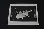 Michael Beatson-Clark; Richard Harris-Smith; Chris beatson-Clark. Beagle Ball. Hammersmith Palais, 1986.