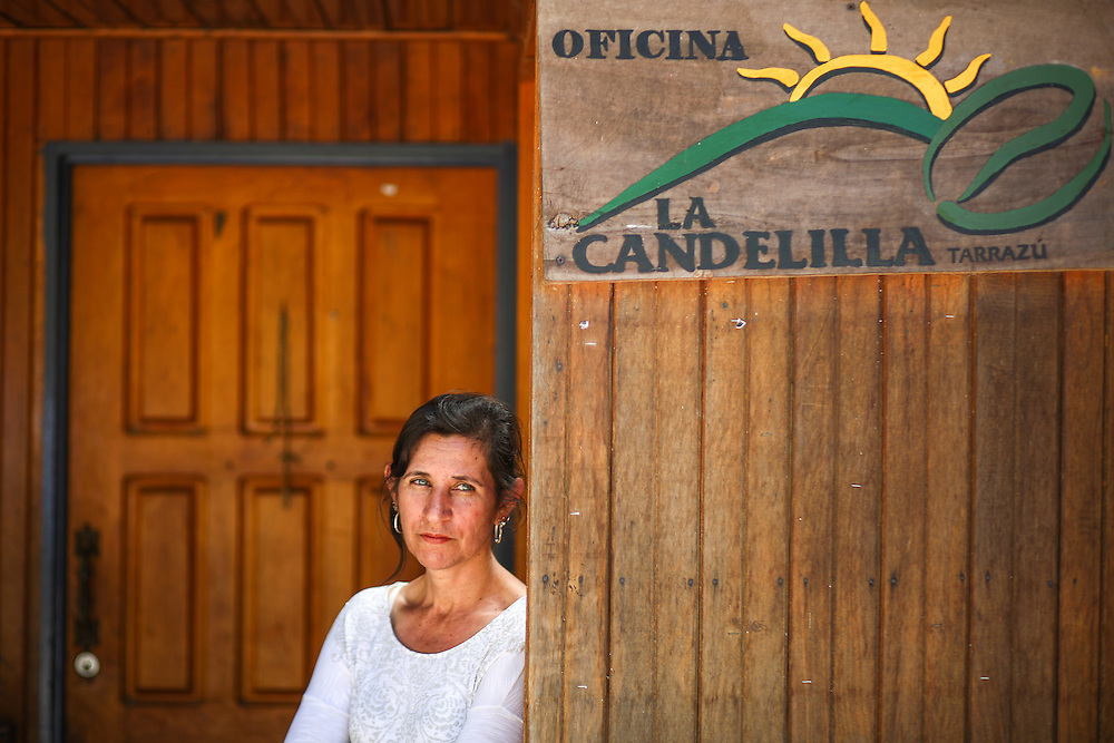 Coffee farmers at La Candelilla coffee farm are shown during the 2016 Starbucks Origin Experience for Partners. Photographed in January 2016. (Joshua Trujillo, Starbucks)<br /> <br /> ***model released***