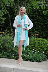 ANNEKA RICE at the 2013 RHS Chelsea Flower Show held in the grounds of the Royal Hospital, Chelsea on 20th May 2013.