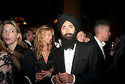WARIS, The Global launch of the 2012 Pirelli Calendar by Mario Sorrenti.  Dinner at the Park Avenue Armory. Manhattan. 6 December 2011.